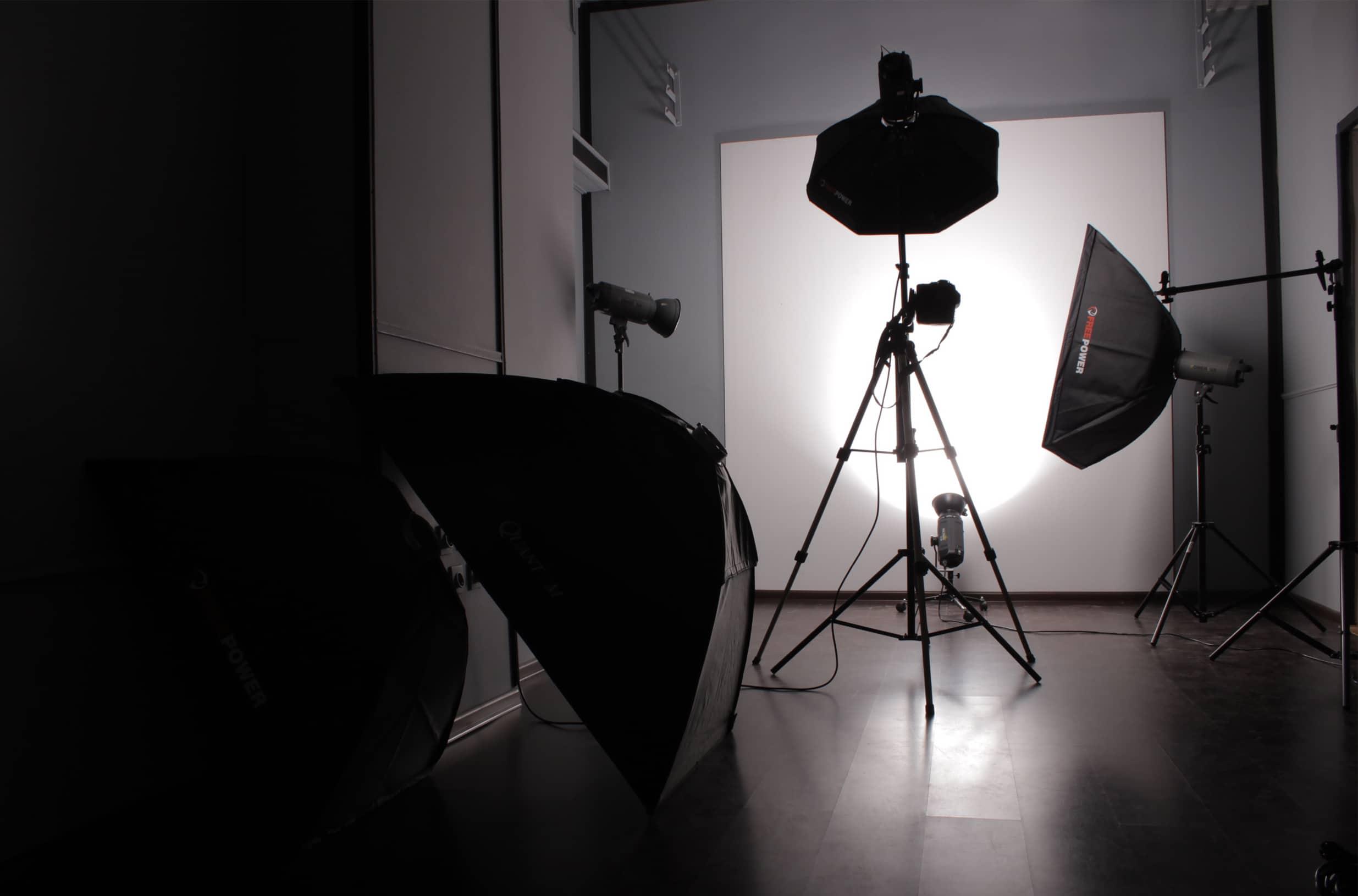 Studio fotograficzne do wynajęcia w Bydgoszczy.