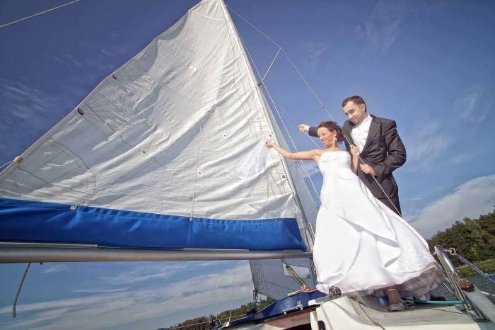 5 pomysłów na plenerową sesję poślubną