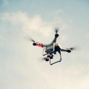 Dron DJI Phantom 2 - fotografia i kamerowanie z powietrza