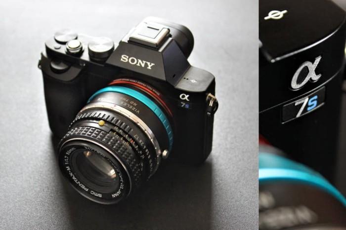 Nowy członek rodziny – Sony A7s