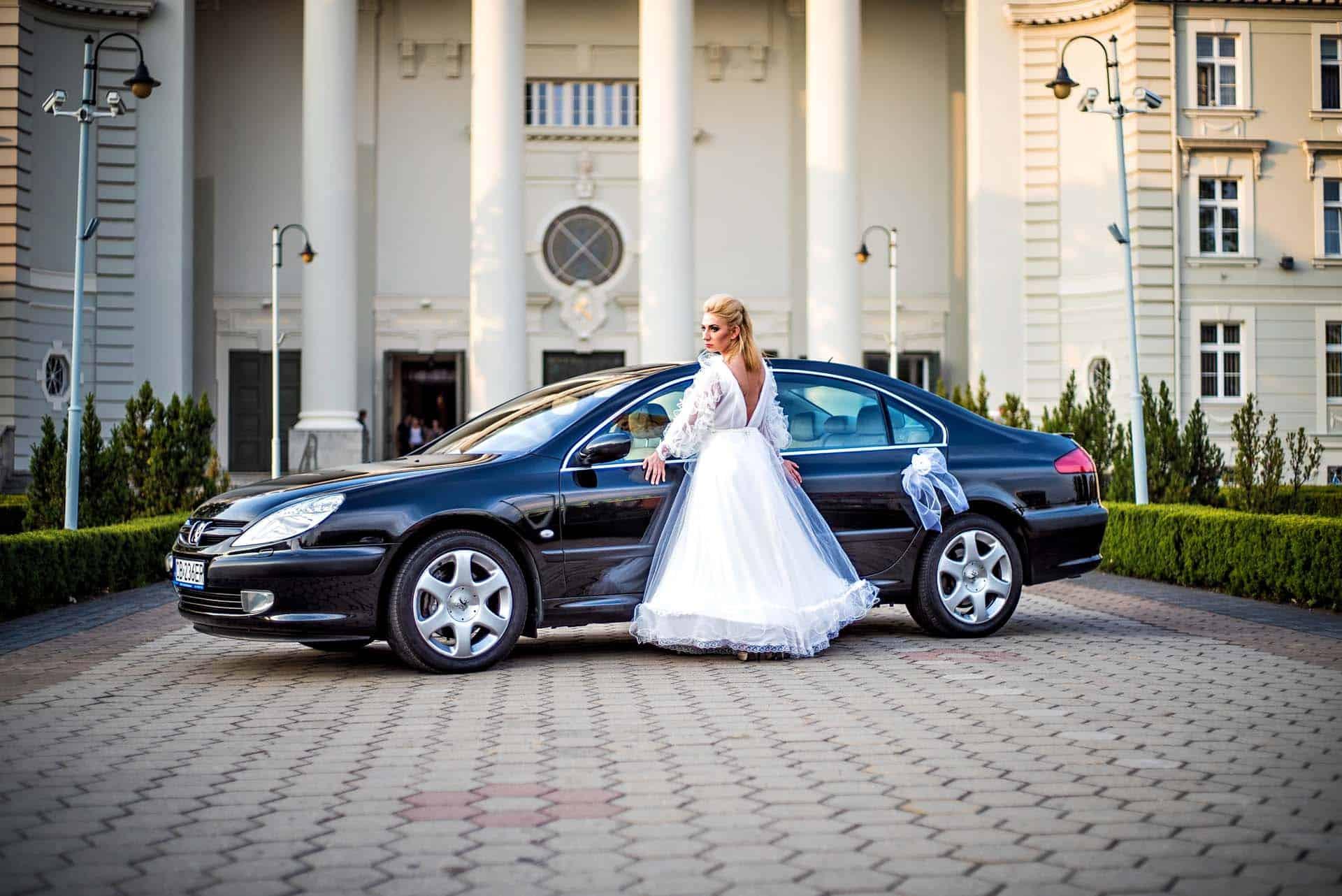 Auto do ślubu - wynajem samochodu ślubnego  w Bydgoszczy