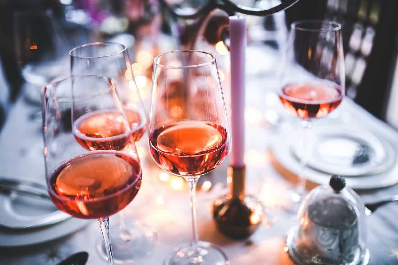 Alkohol na weselu - zdjęcia z przyjęcia weselnego, Bydgoszcz.
