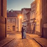 Młoda para (Eliza i Szymon) - plener fotograficzny w Bydgoszczy.