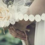 Przygotowania do sesji ślubnej.